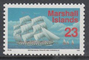 Marshall Islands 446 Sailing Ship MNH VF