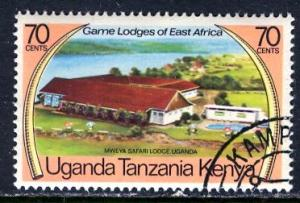 Kenya Uganda & Tanzania.; 1975: Sc. # 301: O/Used Single Stamp
