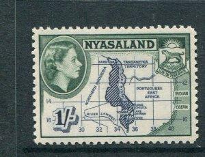 Nyasaland #106 Mint