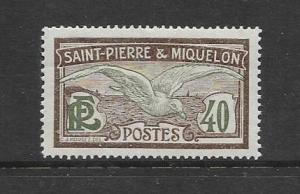 ST PIERRE #95  MLH