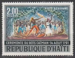 Haiti #C294  MNH (K486)