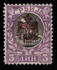 Serbia  Scott 76 MNH**
