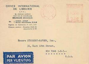 Belgium, Meters, Airmail