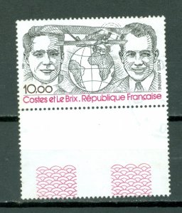 FRANCE COSTES-LeBRIX CROSSING #C54...USED...$0.40