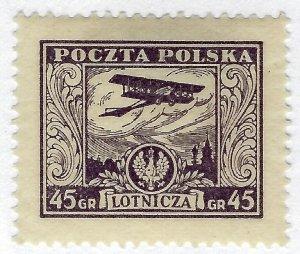 Poland SC C9 Mint VF...Popular Country!