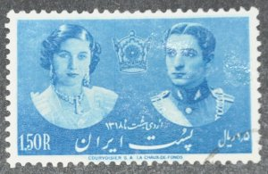 DYNAMITE Stamps: Iran Scott #875 – USED