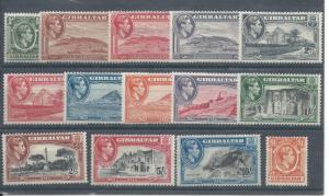 Gibraltar 107-18 LH