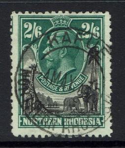 Northern Rhodesia SG# 12 - Used - 082816