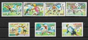 Vietnam MNH Set World Cup Soccer Italy 1990
