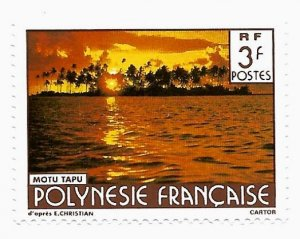 French Polynesia 1979 - MNH - Scott #315 *