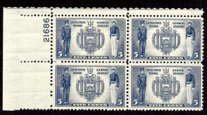 794 Mint,OG,NH... Plate Block of 4... SCV $8.00