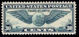 US Stamp #C24 30c Winged Globe MINT NH SCV $11.00