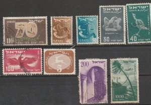 #72,108-09,77,C2,C3,C5,J12,C16 Israel Used