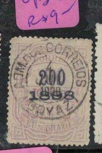 Brazil SC 137 Item 2 CDS VFU (4etm)