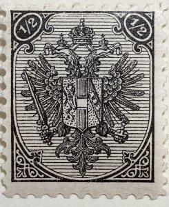 AlexStamps BOSNIA & HERZEGOVINA #1a VF Mint