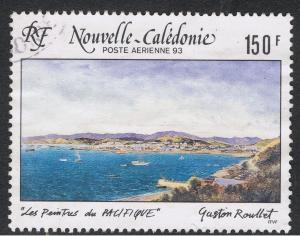 NEW CALEDONIA 1993 NOUMEA BY ROULLET