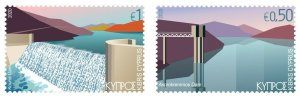 CYPRUS/2020, Water (Dam), MNH