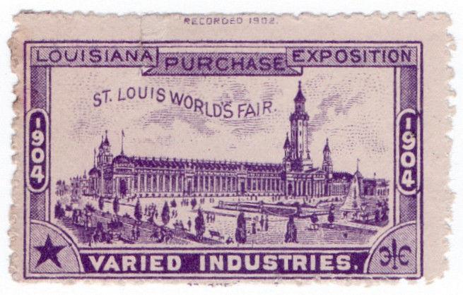 (I.B) US Cinderella : Louisiana Purchase Exposition (Varied Industries)