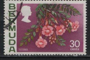 BERMUDA, 267, USED, 1970 Tecoma