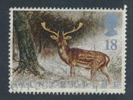 Great Britain SG 1587    Used  - Four Season Winter