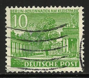 German Occupation - Berlin 1949 Scott# 9N47 Used