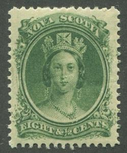 NOVA SCOTIA #11 MINT VF JUMBO