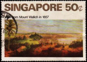 Singapore Scott 148 Used.