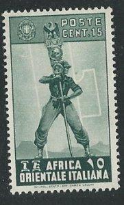 Italian East Africa ||  Scott # 5 - MH