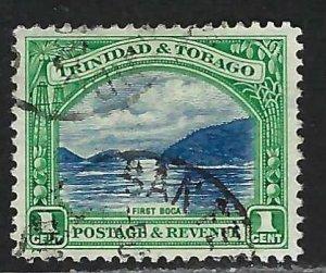 TRINIDAD &TOBAGO 34 VFU H1235