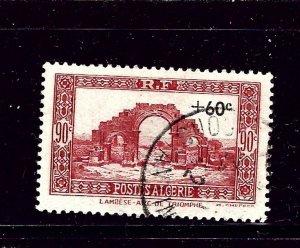 Algeria 95 Used 1936 issue