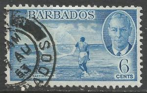 BARBADOS 220 VFU 641C