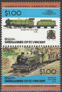 Bequia #25 MNH  (K409)