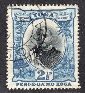 Tonga Scott 42  wtmk 79  F to VF used.