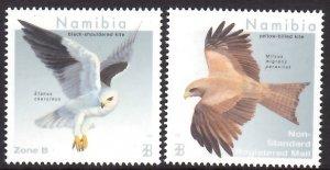 NAMIBIA 2020 BIRDS OISEAUX VOGEL UCCELLO AVES KITES [#2003]