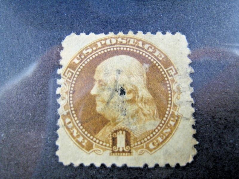 U.S. SCOTT #112     Used    (kb112)