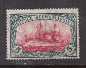 German South West Africa #34 Used Fine