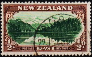 New Zealand. 1946 1/2d S.G.667  Fine Used
