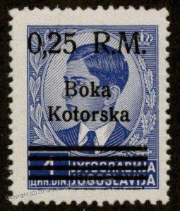 Germany WWII Mi9I MNH Kotor Boka Kotorska Stamp Croatia Yugoslavia 92855