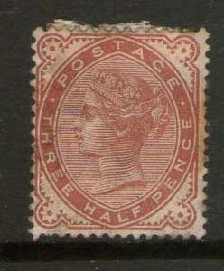 GB 1880 Queen Victoria SG 167 mint