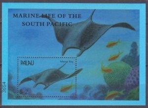 2000 Palau 1729/B117 Sea fauna 6,00 €