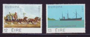 Ireland Sc 463-64 1979 Europa stamp set mint NH
