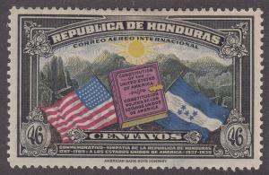 Honduras C84  US Constitution, 150th Anniversary 1937