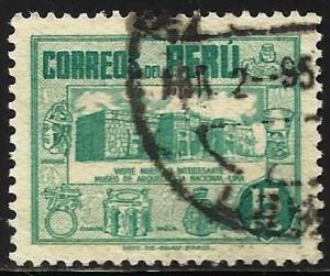 Peru 1951 Scott# 438 Used
