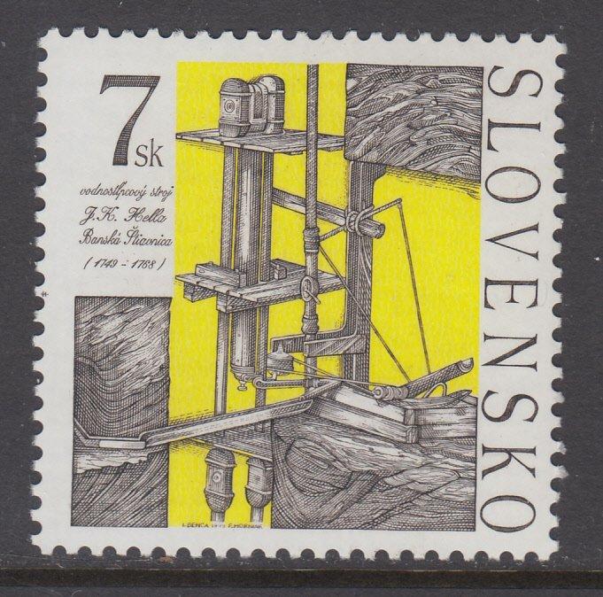 Slovakia 338 MNH VF