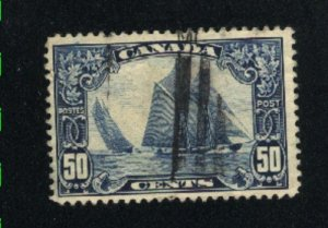 Canada #158  used  VF 1929   PD