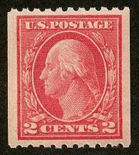 US Scott #442 Mint, VF/XF, NH