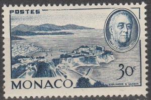 Monaco #199   MNH  (S7679)