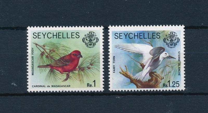 [52359] Seychelles 1977 Birds Vögel Oiseaux Ucelli from set MNH