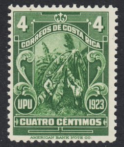 Costa Rica Scott 119 F+ mint OG VLH.