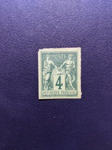 French Colonies 25 VFNG, CV $24